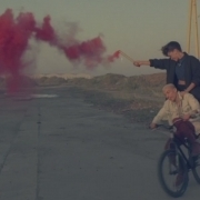 Rihanna in We Found Love music video