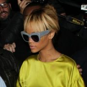 Rihanna in Giles x Culter and Gross Scoobies sunglasses