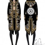 Rihanna Diamonds World Tour costume designed by Givenchy