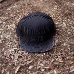 Just Don Brooklyn Nets hat with python brim