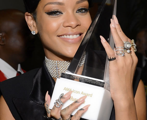 Get The Look: Rih's Latest Nail Colours - Haus of Rihanna