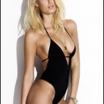 Charlie by Matthew Zink Anja Thong one piece swimsuit