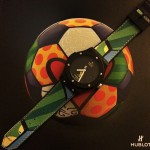 Hublot limited edition Atelier Brazil World Cup watch