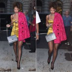 Rihanna Stuns In Marc Jacobs Resort 2015