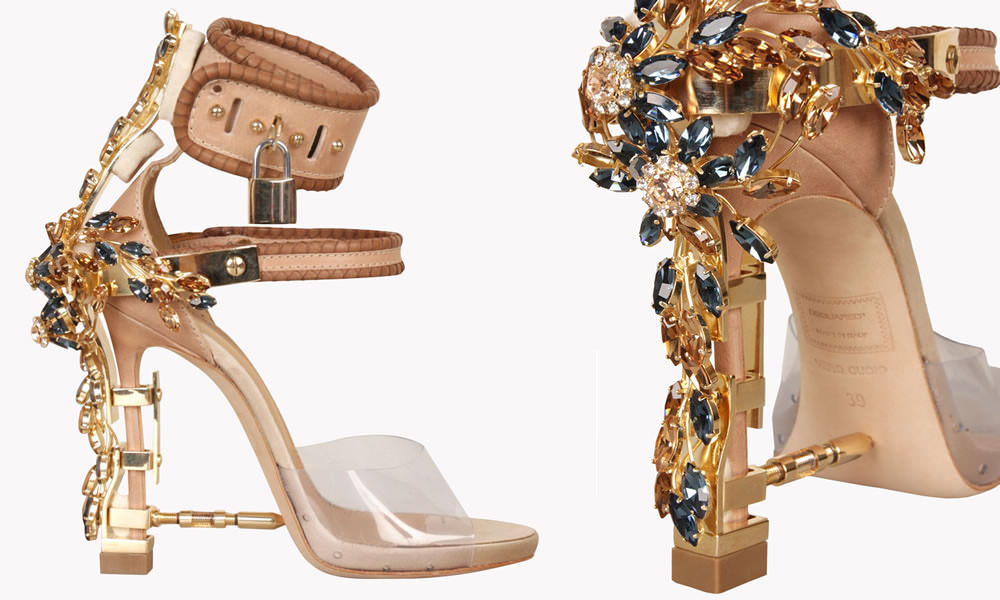 Dsquared2 Shoes Haus Of Rihanna
