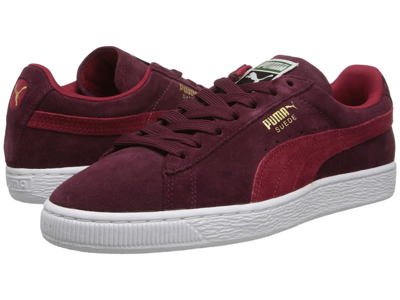 Puma Red Shoes Rihanna