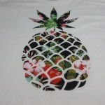 Digs Hawaii Pineapple Express weed t-shirt as seen on Rihanna