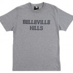 no/one Paris Belleville Hills t-shirt as seen on Rihanna