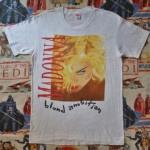 Madonna Blond Ambition tour t-shirt as seen on Rihanna