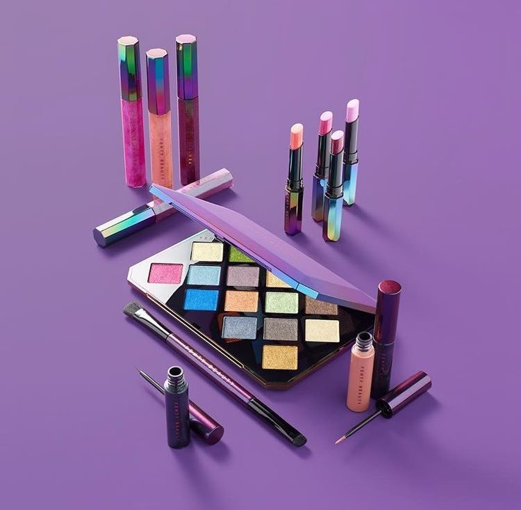 Fenty Beauty limited edition Galaxy holiday collection