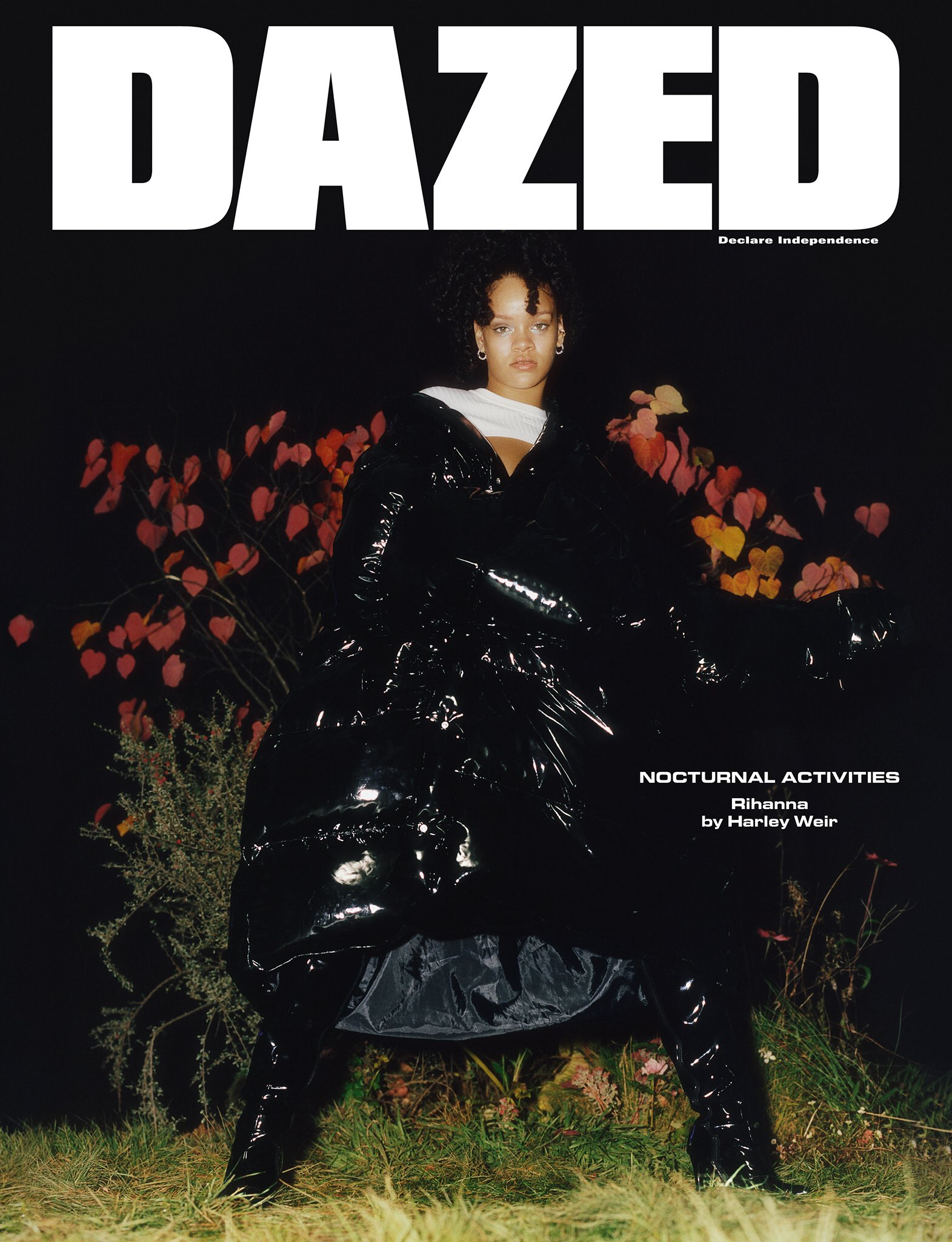 Rihanna Dazed magazine cover 2017