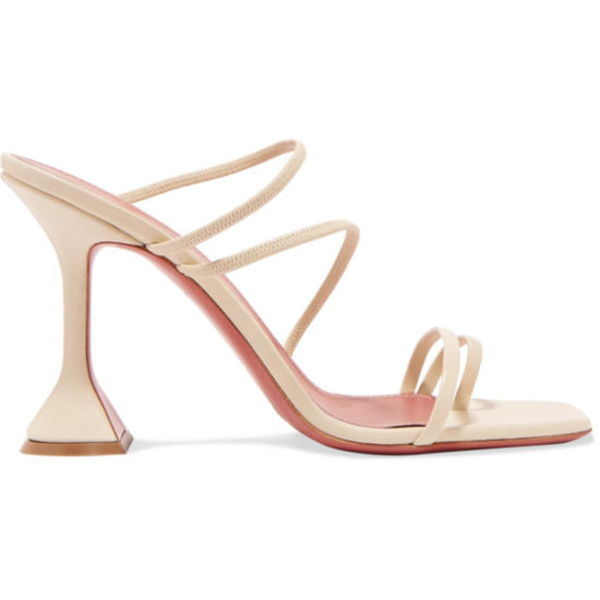 Amina Muddi Naima sandals as seen on Rihanna