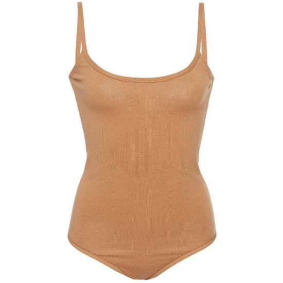Michael Kors cashmere bodysuit as seen on Rihanna