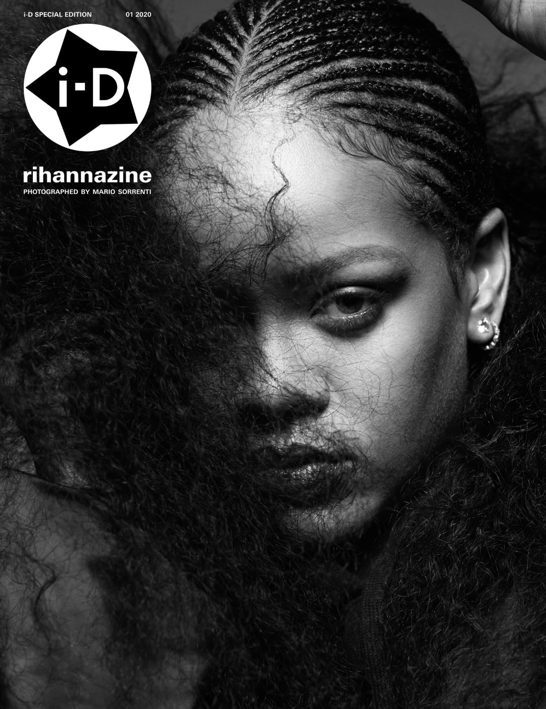 Rihanna i-D magazine 40th anniversary issue Rihannazine